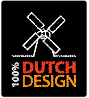 100% Dutch Design