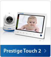 Prestige Touch 2 Video Baby Monitor